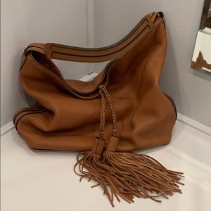 Rebecca Minkoff Isobel Hobo Bag with Tassel